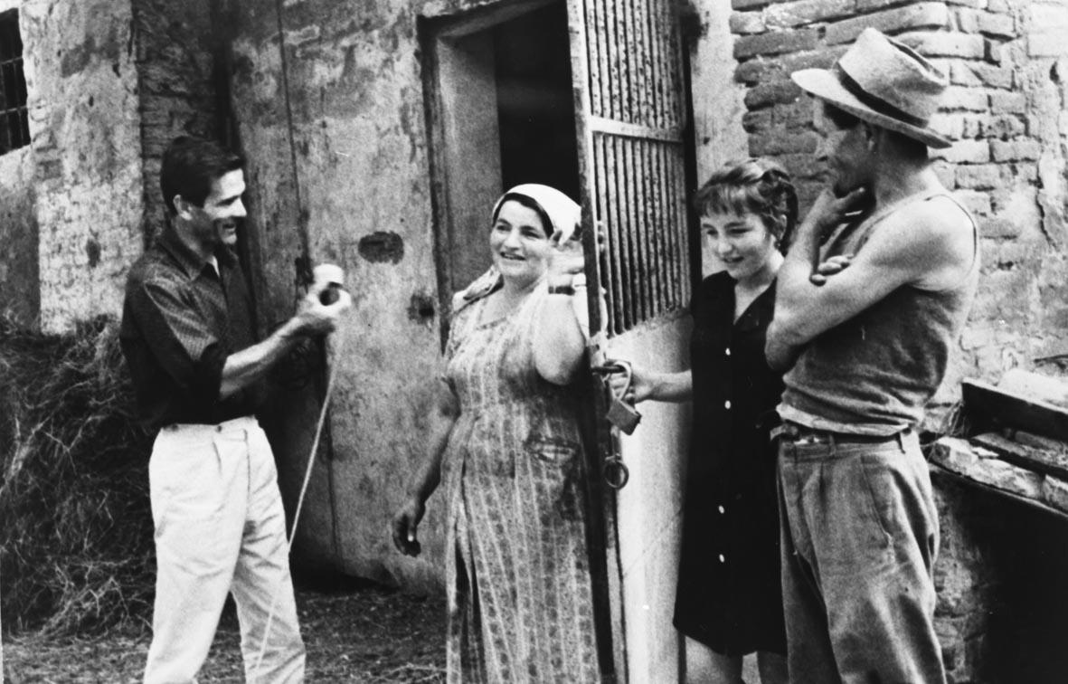 Zgromadzenia miłosne, Pasolini
